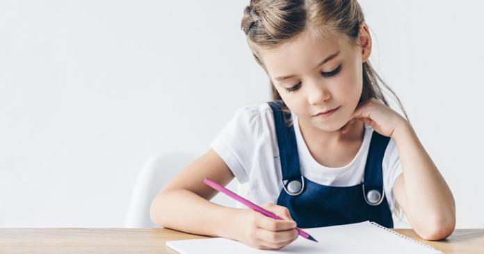 Biroul perfect pentru copii cu ținuta dreaptă și mintea antrenată